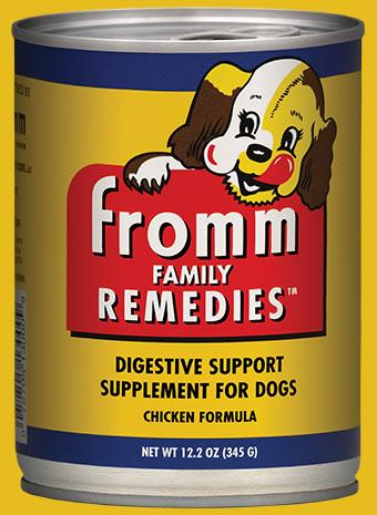 Fromm Family Remedies Digestive Support Chicken 12oz - Bakersfield Pet Food Delivery