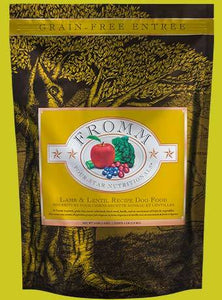 Fromm Four-Star Lamb & Lentil for Dogs - Bakersfield Pet Food Delivery