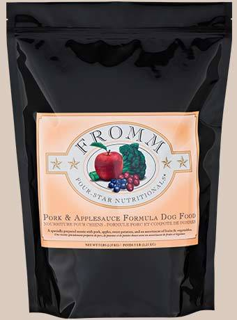 Fromm Four-Star Pork & Applesauce for Dogs - Bakersfield Pet Food Delivery
