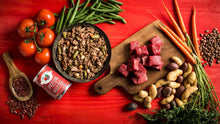 Load image into Gallery viewer, Fromm Four-Star Shredded Beef Entree 12oz - Bakersfield Pet Food Delivery