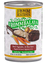 Load image into Gallery viewer, Fromm Frommbalaya Beef, Vegetable, & Rice Stew 12oz - Bakersfield Pet Food Delivery