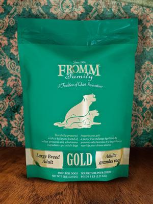 Fromm Gold Large Breed Adult for Dogs - Bakersfield Pet Food Delivery