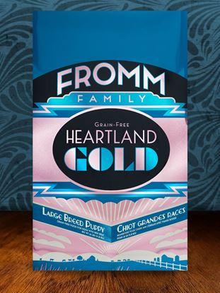 Fromm Heartland Gold Large Breed Puppy for Dogs - Bakersfield Pet Food Delivery