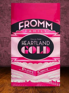 Fromm Heartland Gold Puppy for Dogs - Bakersfield Pet Food Delivery
