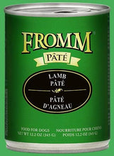 Load image into Gallery viewer, Fromm Lamb Pate 12oz - Bakersfield Pet Food Delivery