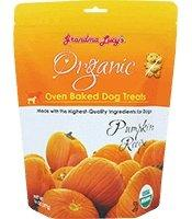 Grandma Lucy's Organic Pumpkin Biscuits 14oz - Bakersfield Pet Food Delivery