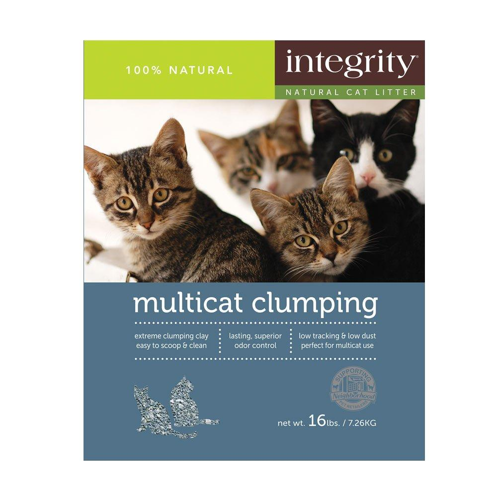Integrity Multi-Cat Clay Litter - Bakersfield Pet Food Delivery