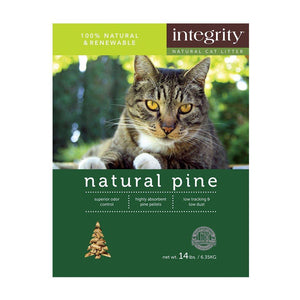 Integrity Natural Pine Litter - Bakersfield Pet Food Delivery