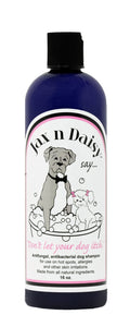 "Jax n' Daisy ""Don't Let Your Dog Itch"" Shampoo 16oz - Bakersfield Pet Food Delivery"