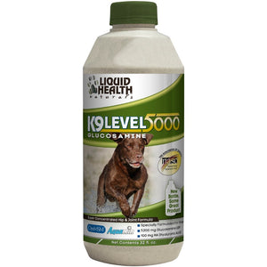 Liquid Health 5000 Concentrated Glucosamine - Bakersfield Pet Food Delivery