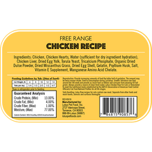 Load image into Gallery viewer, Lotus Cat Raw Food Chicken Recipe - Bakersfield Pet Food Delivery