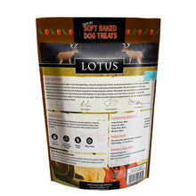 Load image into Gallery viewer, Lotus Soft Baked Dog Treats 10oz - Bakersfield Pet Food Delivery
