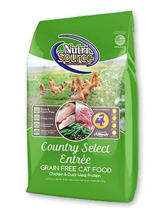 NutriSource Cat Country Select Entree - Bakersfield Pet Food Delivery