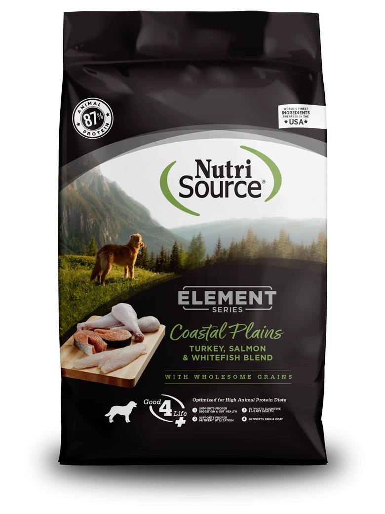 NutriSource Coastal Plains Recipe for Dogs - Bakersfield Pet Food Delivery