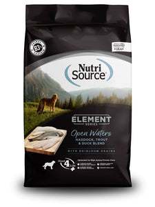 NutriSource Open Waters Recipe for Dogs - Bakersfield Pet Food Delivery