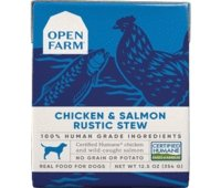 Open Farm Chicken & Salmon Rustic Blend Wet Cat Food 5.5oz - Bakersfield Pet Food Delivery