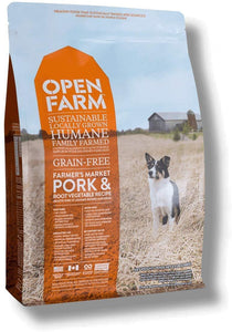 Open Farm Farmer's Market Pork & Root Veg For Dogs - Bakersfield Pet Food Delivery
