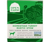 Open Farm Harvest Turkey Rustic Blend Wet Cat Food 5.5oz - Bakersfield Pet Food Delivery
