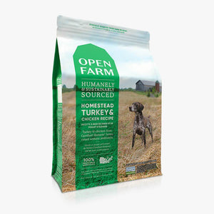 Open Farm Homestead Turkey & Chicken For Dogs - Bakersfield Pet Food Delivery