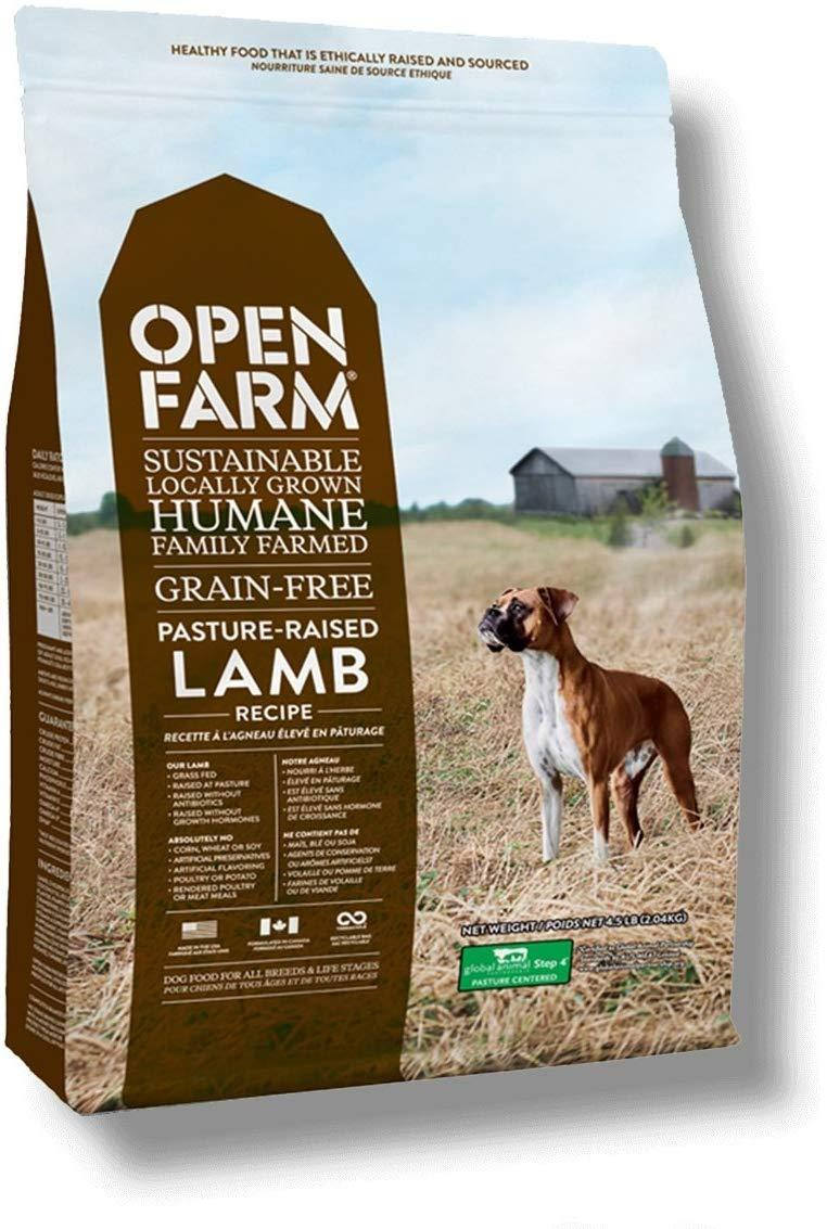 Open Farm Pasture Lamb For Dogs - Bakersfield Pet Food Delivery