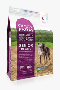 Open Farm Senior Recipe - Bakersfield Pet Food Delivery
