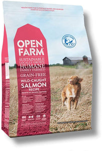 Open Farm Wild Salmon For Dogs - Bakersfield Pet Food Delivery
