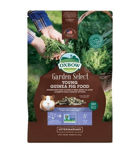 Oxbow Garden Select Young Guinea Pig Food 4lb - Bakersfield Pet Food Delivery