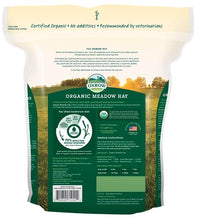 Load image into Gallery viewer, Oxbow Organic Meadow Hay 15oz - Bakersfield Pet Food Delivery