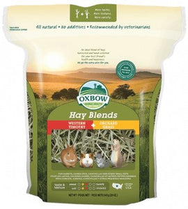 Oxbow Western Timothy Hay & Orchard Grass Blend - Bakersfield Pet Food Delivery