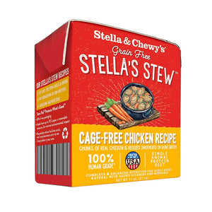 Stella & Chewy's Cage-Free Chicken Stew 11oz - Bakersfield Pet Food Delivery
