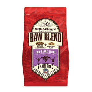 Stella & Chewy's Free-Range Raw Blend - Bakersfield Pet Food Delivery