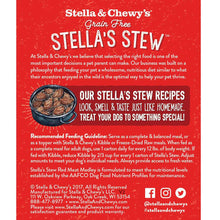Load image into Gallery viewer, Stella & Chewy's Red Meat Medley Stew 11oz - Bakersfield Pet Food Delivery