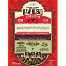 Load image into Gallery viewer, Stella & Chewy's Red Meat Raw Blend - Bakersfield Pet Food Delivery