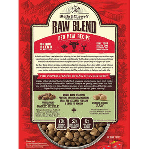 Stella & Chewy's Red Meat Raw Blend - Bakersfield Pet Food Delivery