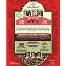 Load image into Gallery viewer, Stella & Chewy's Small Breed Red Meat Raw Blend - Bakersfield Pet Food Delivery