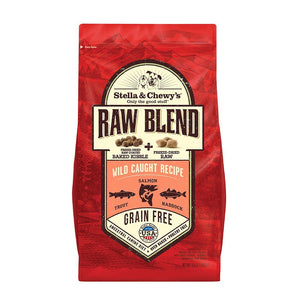 Stella & Chewy's Wild Caught Raw Blend - Bakersfield Pet Food Delivery