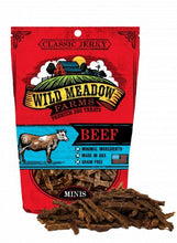 Load image into Gallery viewer, Wild Meadow Classic Beef Minis 4oz - Bakersfield Pet Food Delivery