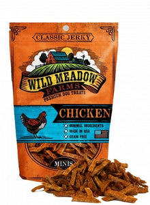 Wild Meadow Classic Chicken Minis 4oz - Bakersfield Pet Food Delivery