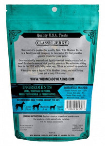 Wild Meadow Classic Lamb Minis 4oz - Bakersfield Pet Food Delivery