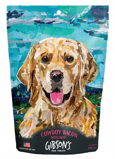 Wild Meadow Cowboy Bacon with Beef 3oz - Bakersfield Pet Food Delivery