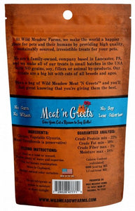 Wild Meadow Meat 'N Greets Chicken 2oz - Bakersfield Pet Food Delivery