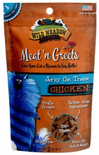 Load image into Gallery viewer, Wild Meadow Meat 'N Greets Chicken 2oz - Bakersfield Pet Food Delivery