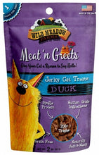 Load image into Gallery viewer, Wild Meadow Meat 'N Greets Duck 2oz - Bakersfield Pet Food Delivery