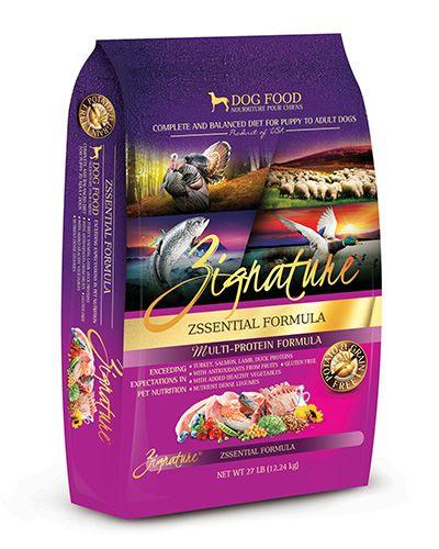 Zignature Zssential 27lb for Dogs - Bakersfield Pet Food Delivery