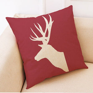 Christmas Bedroom Home Office Decorative Pillow