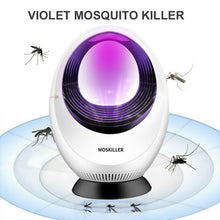 Load image into Gallery viewer, Electronic USB Mosquito Killer Lamp Strong Fan