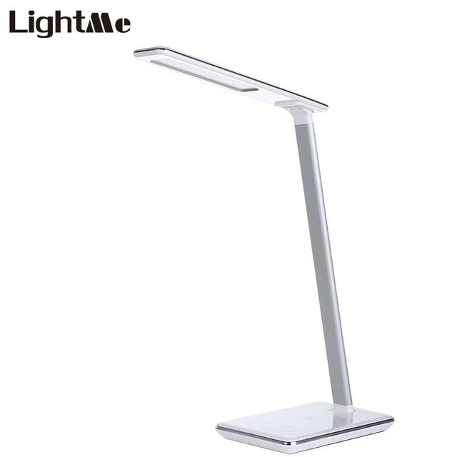 LED Table Lamp Modern Lampen 5V 2.5A Folding Eye