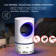 Load image into Gallery viewer, Low voltage UV Light USB Mosquito Killer Lamp