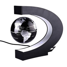 Load image into Gallery viewer, LED World Map Light Floating Globe