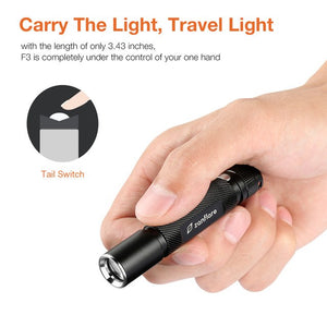 Pen Light Portable Mini LED Flashlight